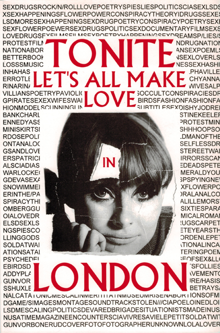 <b> Whitehead, Peter — <I>Tonite Let's All Make Love In London</I></b>, Hathor Publishing, 1999